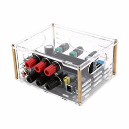 Development Modules Australia - TPA3116D2 2.1 HIFI Digital Stereo+Subwoofer Audio +Case 50W*2  100W*1 Development Board Module Kit Board
