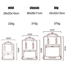 New fashioN braNds bags online shopping - NEW Swedish fox student waterproof backpack men and women fashion style design bag junior high school canvas backpack brand sports handbag