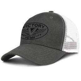 $enCountryForm.capitalKeyWord Australia - Womens Mens Flat-along Adjustable Victory Motorcycle Logo Rock Punk Cotton Strapback Hat Summer Travel Hats Cadet Army Caps Airy Mesh Hats F