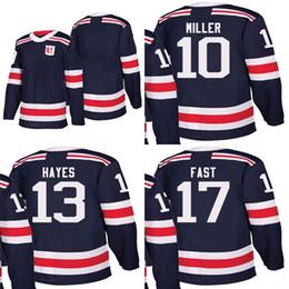 $enCountryForm.capitalKeyWord Australia - Cheap New Brand Mens New York Rangers 10 J.T. Miller 13 Kevin Hayes 17 Jesper Fast Blank Navy 2018 Winter Classic Ice Hockey Jerseys