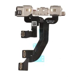 $enCountryForm.capitalKeyWord NZ - New Front Facing Camera Module Flex Ribbon Cable For iPhone XS XR XS MAX Replacement Part Free Shipping