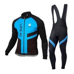 $enCountryForm.capitalKeyWord UK - Cycling Long Sleeves Jersey (bib) Pants Sets Sports Running Jackets Men's Quick Dry Clothes Racing Wear