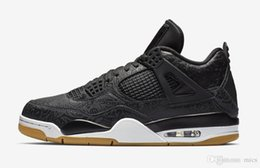 $enCountryForm.capitalKeyWord UK - 2019 Authentic Air SE 4 Laser White Black Gum Light Brown Man Basketball Shoes 3M Reflective 001Jordan Sports Sneakers CI1184-001 US7-13