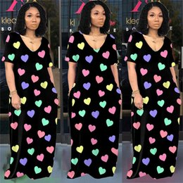 hot piece night dress Canada - Women One Piece Casual Dresses Night Club Sexy Maxi Dresses Lip design Lantern Skirts Ball Gown Crew Neck Clothing Summer Hot Selling 1226
