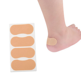 Sticker heelS online shopping - Waterproof Foam Foot Heel Sticker Wear resistant High heeled Shoes Inserts Patch Cushion Feet Care Tool RRA1433
