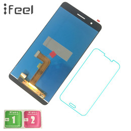 "touch digitizer glass screen assembly Canada - IFEEL 5.5"" For Honor 6 plus LCD Touch Screen Digitizer Sensor Glass Panel Assembly For Huawei Honor 6 plus Display"