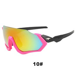 racing bicycle goggles UK - Bike Women Bicycles For Cycling Road Glasses Mtb Men Uv Protection Sunglasses Racing Goggles Droship Fishing Eyewear 10 Colors 10 Z49W
