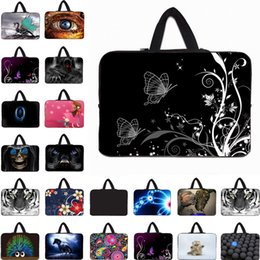 12 notebook online shopping - Viviration Colorful inch Laptop Sleeve Carry Bag Neoprene Boys Girls Notebook Computer Handle Case Bolsas