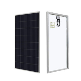 industrial housing Australia - 150 Watt 12 Volt Solar Panel for Off-Grid On-Grid Large Solar System, Residential Commercial House Cabin Sheds Rooftop, Battery Charging Boa