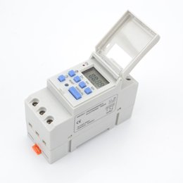 Discount timer day - Digital LCD Power Timer Electronic Weekly 7 Days Programmable Digital Timer Switch Relay Control 220-230V 6-30A