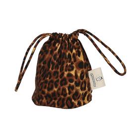 Hand Bags Leopard Prints NZ - Designer Fashion Leopard Print Messenger Bucket Bag Shoulder Crossbody Shopping Handbag Hand Bag Tote Canvas Handbags Women Bags Purses