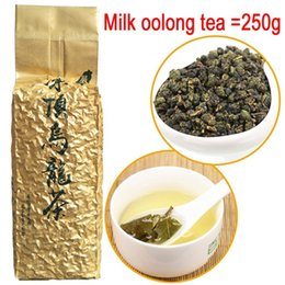 oolong tea weight loss UK - Milk Oolong Tea Beauty Weight loss Lowering Blood Pressure High Mountains JinXuan Milk Oolong Tea Chinese Taiwan Fresh Green Tea