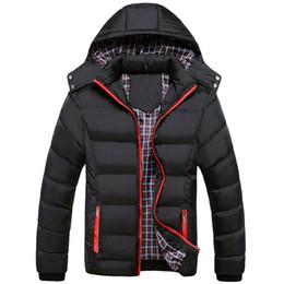 $enCountryForm.capitalKeyWord Australia - Hat Detachable Men's Parka Outwear Winter Warm Wadded Coat Windproof Thick Coats Cotton-Padded Parkas Mens Hooded Jackets 2032