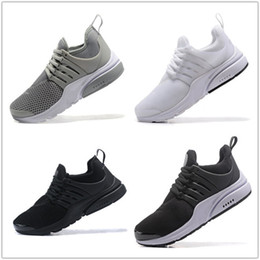 Discount best womens running sneakers Best quality ACRONYM X Air Presto Mid V2 Running Shoes Mens Yellow Black White Darts Street Sneakers Womens Camouflage G