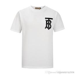 $enCountryForm.capitalKeyWord Australia - New Paris brand Design Printing BB MODE Tee Shirt T Shirt for men women Female Women barcelo Fashion Tops Short sleeved