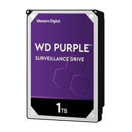Опт Мульти емких SATA 6 Гбит / с 3,5 дюйма Фиолетовый Surveillance WD Жесткий диск