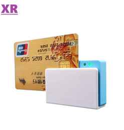 Chips maChine online shopping - 5set Android EMV MSR Contact IC Chip Credit Card EMV Swipe Machine With Bluetooth Magnetic Stripe IC EMV Reader Free SDK ZCS01 DHL Fedex
