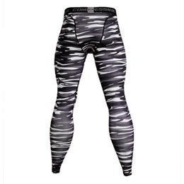 fe61d8ccb5158 Mens Joggers Fitness Pants 2019 Camouflage Workout Leggings Skinny Casual  Men Jogger Breathable Track Pants
