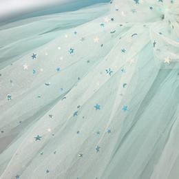$enCountryForm.capitalKeyWord Australia - supplies party 1pcs Glitter star Sequin Tulle Roll 25 yards US net yarn Pompon skirt dessert doll yarn DIY Crafts Birthday Party Supplies