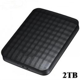 Kostenloser Versand Externe mobile Festplatte 2 TB HDD 2.5 USB 3.0 Sata M3 Festplatte 2 TB HDD