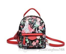 $enCountryForm.capitalKeyWord UK - 2018 new Backpacks women's backpacks the new Korean version of goes well with the stylish personalized print princess backpacks