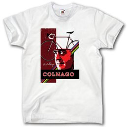 Colnago biCyCle online shopping - COLNAGO T SHIRT S XXXL ERNESTO RACING BICYCLE D ITALIA