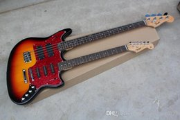 $enCountryForm.capitalKeyWord Australia - New Style Double neck guitar 4 strings bass & 6strings st electric guitar