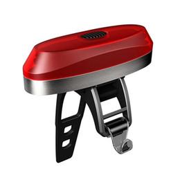 $enCountryForm.capitalKeyWord UK - Smart Sensor Brake Light USB Rechargeable Bicycle Rear Light COB LED Taillight Waterproof MTB Road Bike Tail Back Lamp #510026