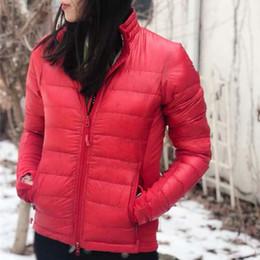 $enCountryForm.capitalKeyWord Australia - Fashion Winter Down Jacket HY Lite Brand Designer Jackets Women Clothing Warm for Ladies Outdoor Coats Online Sale