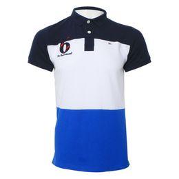 Polo Sportswear Australia - Factory wholesale Eden Park Man Korte EP male's Polo Camisa Masculina franch designer home wear Casual Sportswear male Polos Shirts