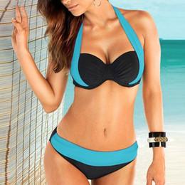 71a93f53fd NEW Youthful Style Women Push up Padded Bra Bandeau Low Waist Bikini  Swimwear Swimsuit Plus Size High Quality Ladies Underpants
