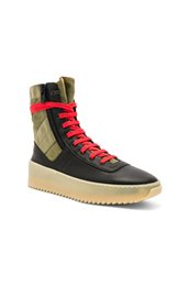 $enCountryForm.capitalKeyWord Australia - Hot Sale-shoes Jungle High-Top Leather Sneaker with Canvas Insets fog Boots platform Men fashion leather shoes size 38-45 free shipping