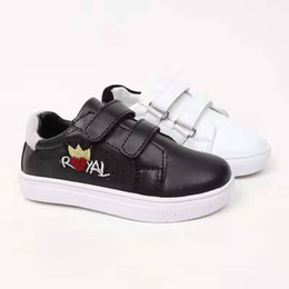 $enCountryForm.capitalKeyWord Australia - Kids shoe designer shoes for girl baby boy casual shoe leather brand sneaker for child sneakers autumn winter shoe for kid toddler