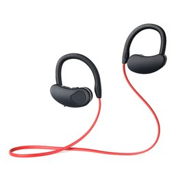 Wholesale Bluetooth Headphones Waterproof Wireless Earphones Sport Running Headset Stereo Bass Earbuds Handsfree With Mic for Phone xiaomi