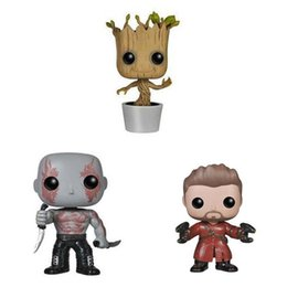 $enCountryForm.capitalKeyWord Australia - Guardians of the Galaxy model figure action Groot Star-Lord Rocket Gamora Drax collectible dolls figrues Paind 10cm