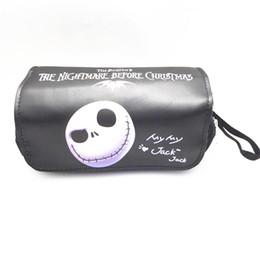 $enCountryForm.capitalKeyWord NZ - new jack Skellington make up case comestic bags lovely sakura unicorn women hand bags Clutch bag Bracelet