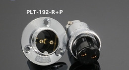 Industrial Connectors Australia - Free shipping lot (1 pieces lot)original New PLT APEX PLT-192-R+P PLT-192-R-R PLT-192-P-R 2PINS Aviation Plug and Socket Connector
