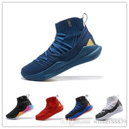 Hot 2019 Stephen Curry 5 Men Basketball Shoes Currys 5s Championship MVP  Finals Sports training Mens Trainers Sneakers Size 40-46 6144a6b5b