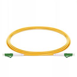 $enCountryForm.capitalKeyWord Australia - 5PCS bag LC  APC-LC  APC Simplex fiber optic patch cord Cable 2.0mm or 3.0mm