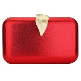 $enCountryForm.capitalKeyWord UK - Red Clutch Bag Christmas Evening Bags For Women Sequined Chain Shoulder Bag Female Party Wedding Clutches Purse Pochette Femme