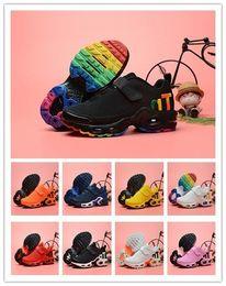 $enCountryForm.capitalKeyWord Australia - Mercurial Tn Kids Designer Running Shoes 2019 Children Boys Grils Trainers Baby Infants Todder Outdoor Best Hiking Jogging Sports Sneakers