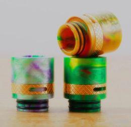 $enCountryForm.capitalKeyWord UK - new vape 810 drip tip resin wide bore vape TFV mouth piece airflow control e cigarette accessories