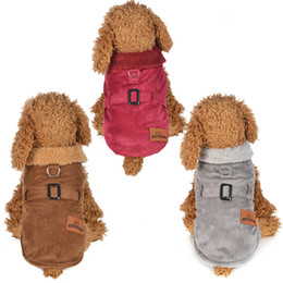 $enCountryForm.capitalKeyWord Australia - dog Christmas clothes jackets for dogs winter pet dog coat winter puppy jacket outfit warm Gifts for the New Year noel