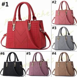 $enCountryForm.capitalKeyWord Canada - Famous Brand Designer Fashion Womens Luxury Bags Micky Ken Lady PU Leather Handbags Brand Bags Purse Shoulder Tote Female Bag H0028