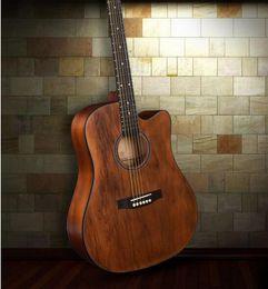 $enCountryForm.capitalKeyWord NZ - free shipping Electric box pickups spruce Nanyangmu folk guitar 41 inch wood guitar beginners show playing musical instruments