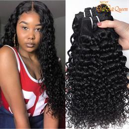 Discount new hair weave - New Arrival Malaysian Water Wave Human Hair Bundles 3pcs Malaysian Water Wave Virgin Hair Cheap Human Hair Weaves