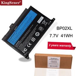 $enCountryForm.capitalKeyWord UK - 7.7V 41wh 5150mAh Laptop Battery BP02XL For HP Pavilion PC 15 15-AU 849909-850 (F9-21) 849569-421 HSTNN-LB7H BP02041XL