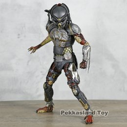 $enCountryForm.capitalKeyWord Australia - The Predator Fugitive Predator Ultimate Action Figure NECA PVC Collectible Model Toy