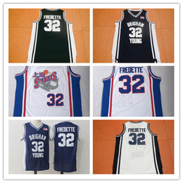 $enCountryForm.capitalKeyWord Australia - NCAA Men University College Movie Basketball Fredette Jersey #32 Jimmer Fredette Shanghai Sharks Jerseys Team White Blue Sport t-shirts