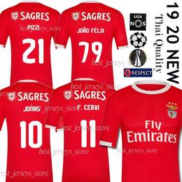 $enCountryForm.capitalKeyWord Australia - 2019 2020 SL Benfica soccer jersey 10 JONAS 18 ZIVKOVIC 19 ELISEU club team Football uniform GABRIEL B KALAICA SALVIO Top Thailand